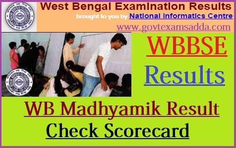 WB Madhyamik Result 2020
