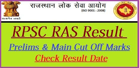 RPSC RAS Result 2020