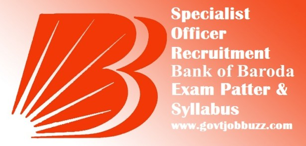 Specialist officer syllabus Exam patter