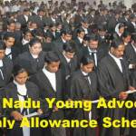 [Rs. 3,000] Tamil Nadu Young Advocates Monthly Allowance Scheme 2020 – Stipend for Lawyers 2