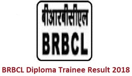 BRBCL Diploma Trainee Result 2018