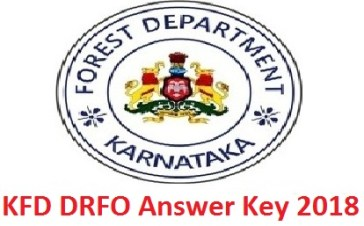 KFD DRFO Answer Key 2018