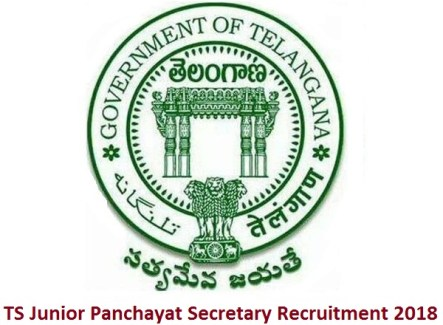 TS Junior Panchayat Secretary Recruitment 2018