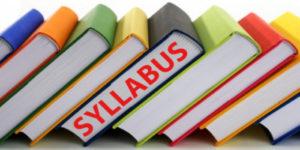 Syllabus- govtjobsmedia