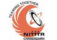 NITTTR Chandigarh NTT Admit Card