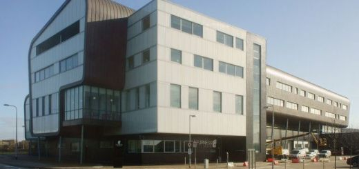Furness college, new building
