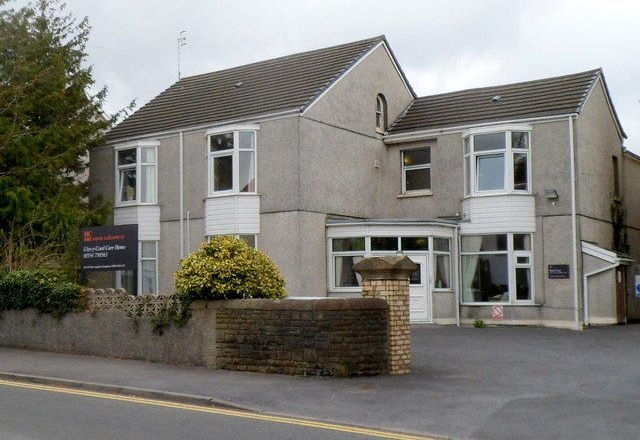picture of small care home