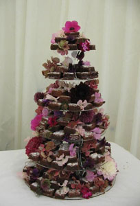 Corporate gifts  Weddings and Special events  Wedding Wedding Brownies