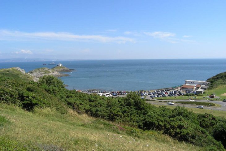 Bracelet and Limeslade, Mumbles, Gower Peninsula