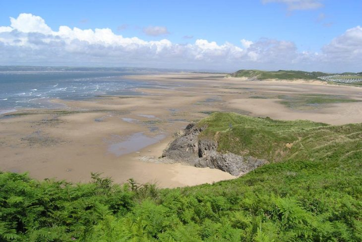 Broughton Bay, Llangennith, Gower Peninsula