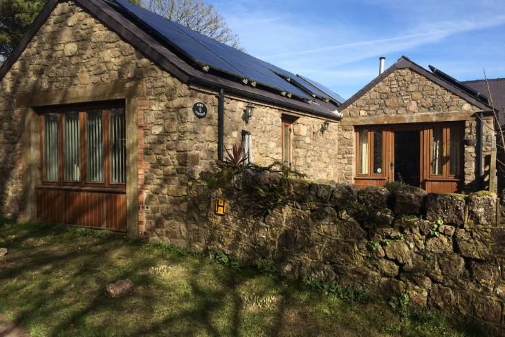 Corn Cottage self-catering barn conversion, Middleton, Rhossili, Gower