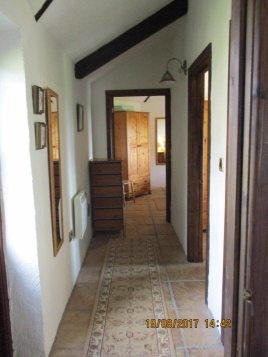 Inside Creek Cottage, self-catering in Rhossili on the Gower Peninsula, South Wales