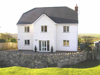 Hills Court bed and breakfast, Reynoldston, Gower