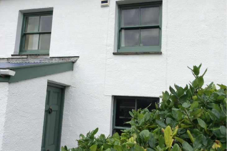 Jessamine Cottage self-catering accommodation, Port Eynon, Gower
