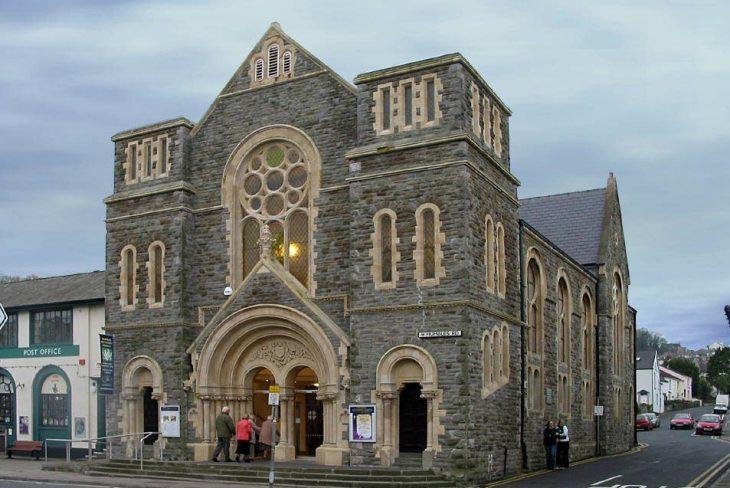 Mumbles Methodist Church, Swansea