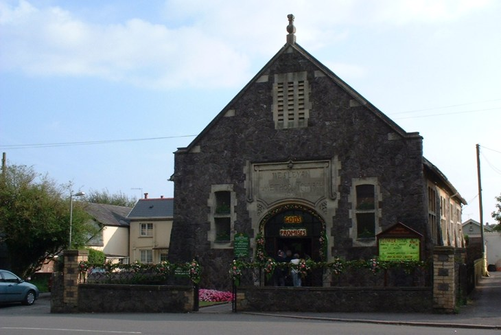Murton Methodist Church, Gower Peninsula