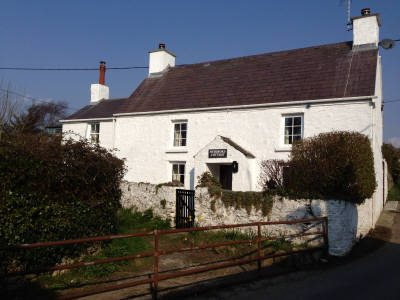 Pembroke Cottage self-catering cottage, Horton, Gower