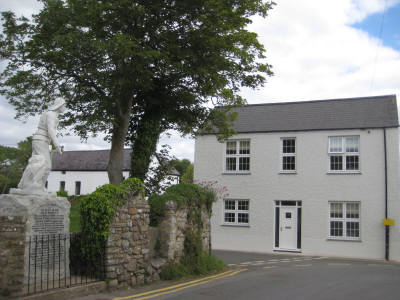 Brook House holiday cottage and bed and breakfast, Port Eynon, Gower Peninsula