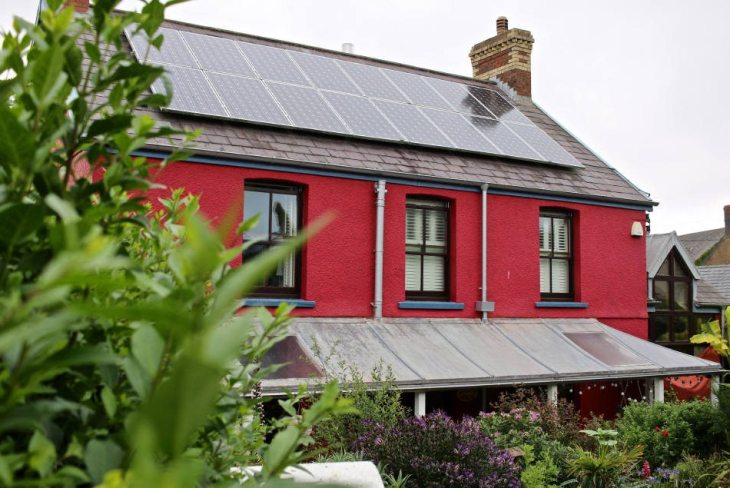Western House bed and breakfast, Llangennith, Gower