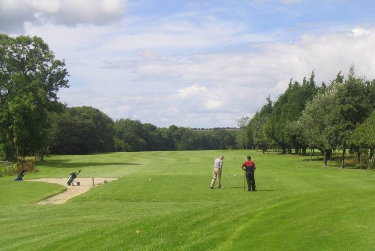 Fairwood Park Golf Club, Gower, Swansea