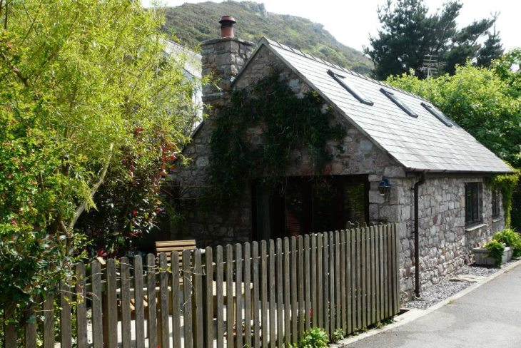 Little Hill End Barn, Llangennith, Gower