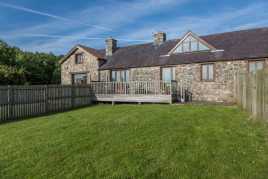 The Tractor House holiday cottage, Llethryd, Gower