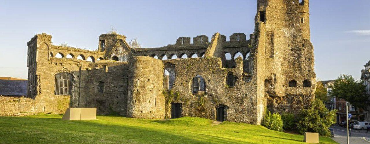Swansea Castle, Swansea, South Wales