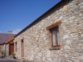 The Barn self-catering accommodation, Llethryd, Gower Peninsula