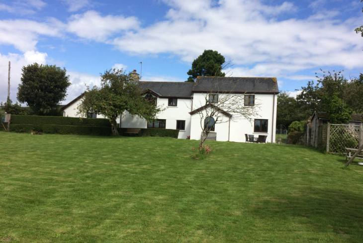 The Cottage self-catering accommodation, Frogmore, Reynoldston, Gower