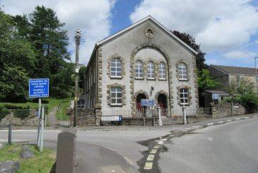 Ebenezer Chapel Dunvant