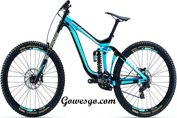 Sepeda Downhill Giant