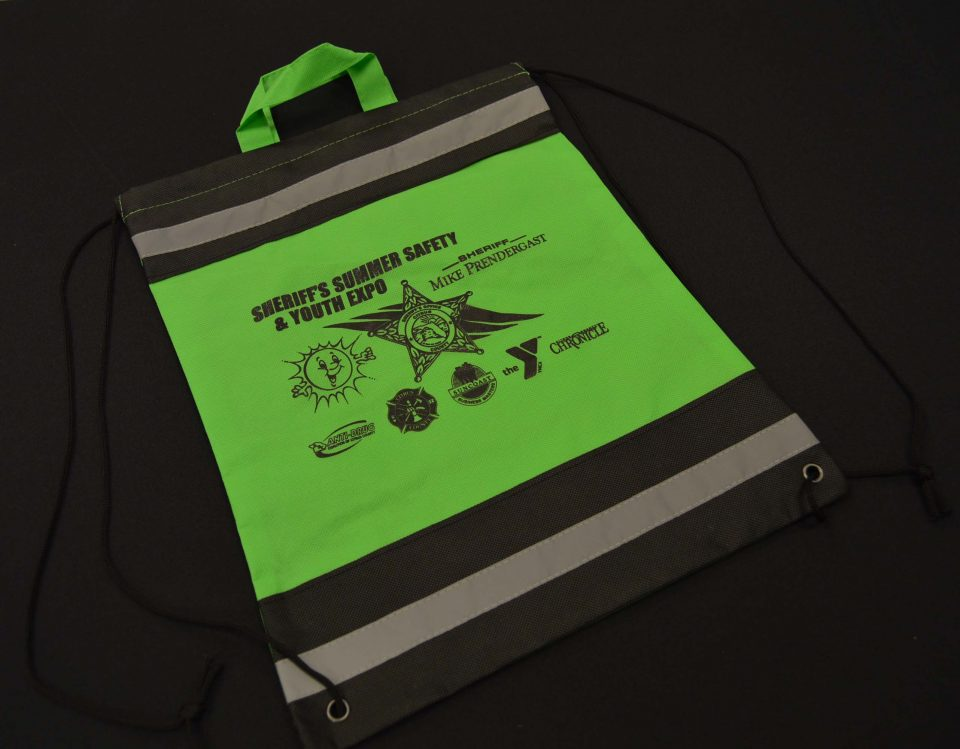 Citrus County Sheriff's Office Backpack