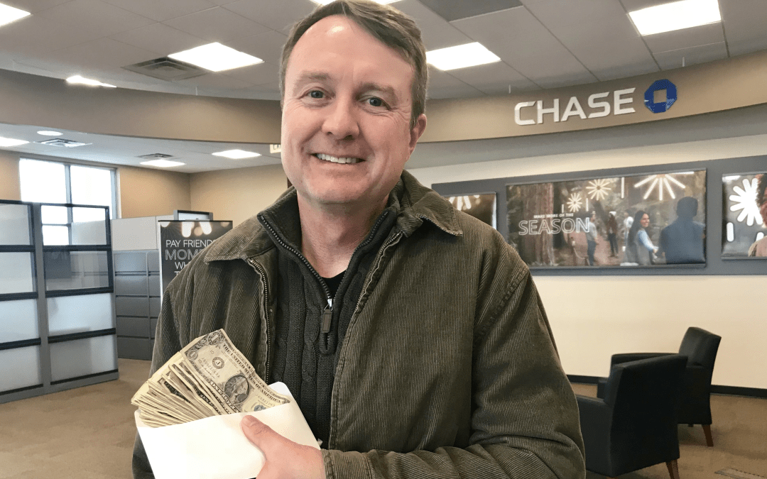 Homeless – A Grant from Rockstar Finance