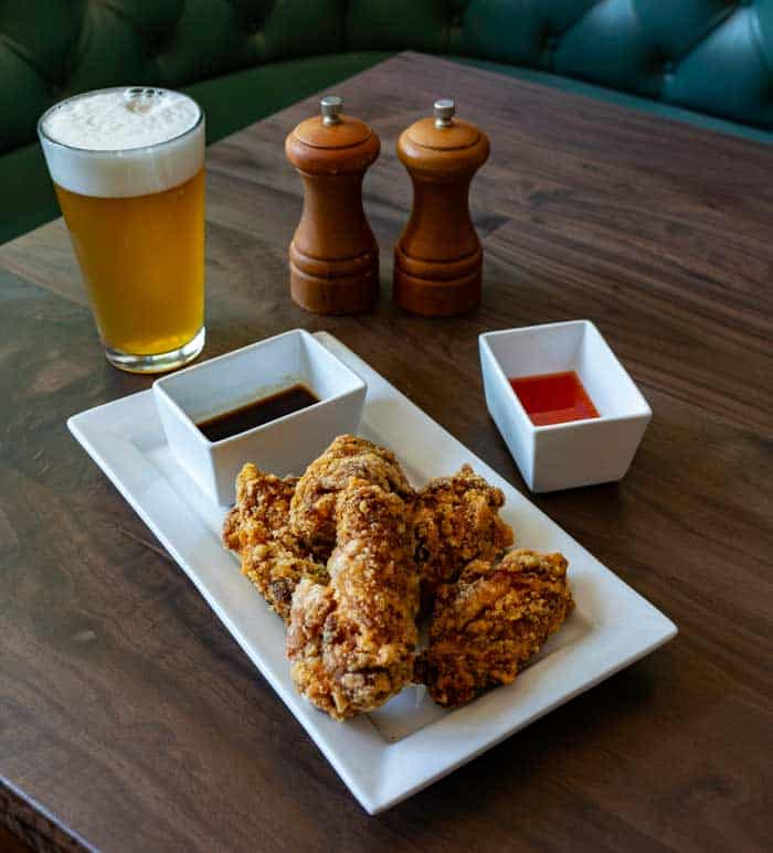Chicken at Main Street Tavern in the Hamptons