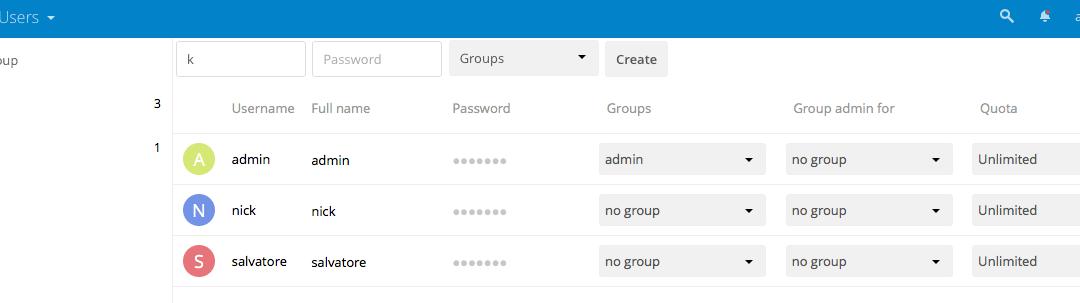 FileMaker integration with Nextcloud