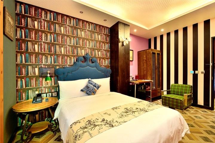 就是公寓旅店的雙人房。(圖片來源:飯店官網)