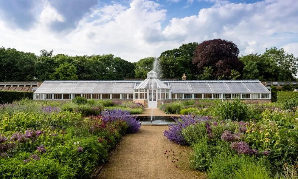 The Walled Garden at Scampston