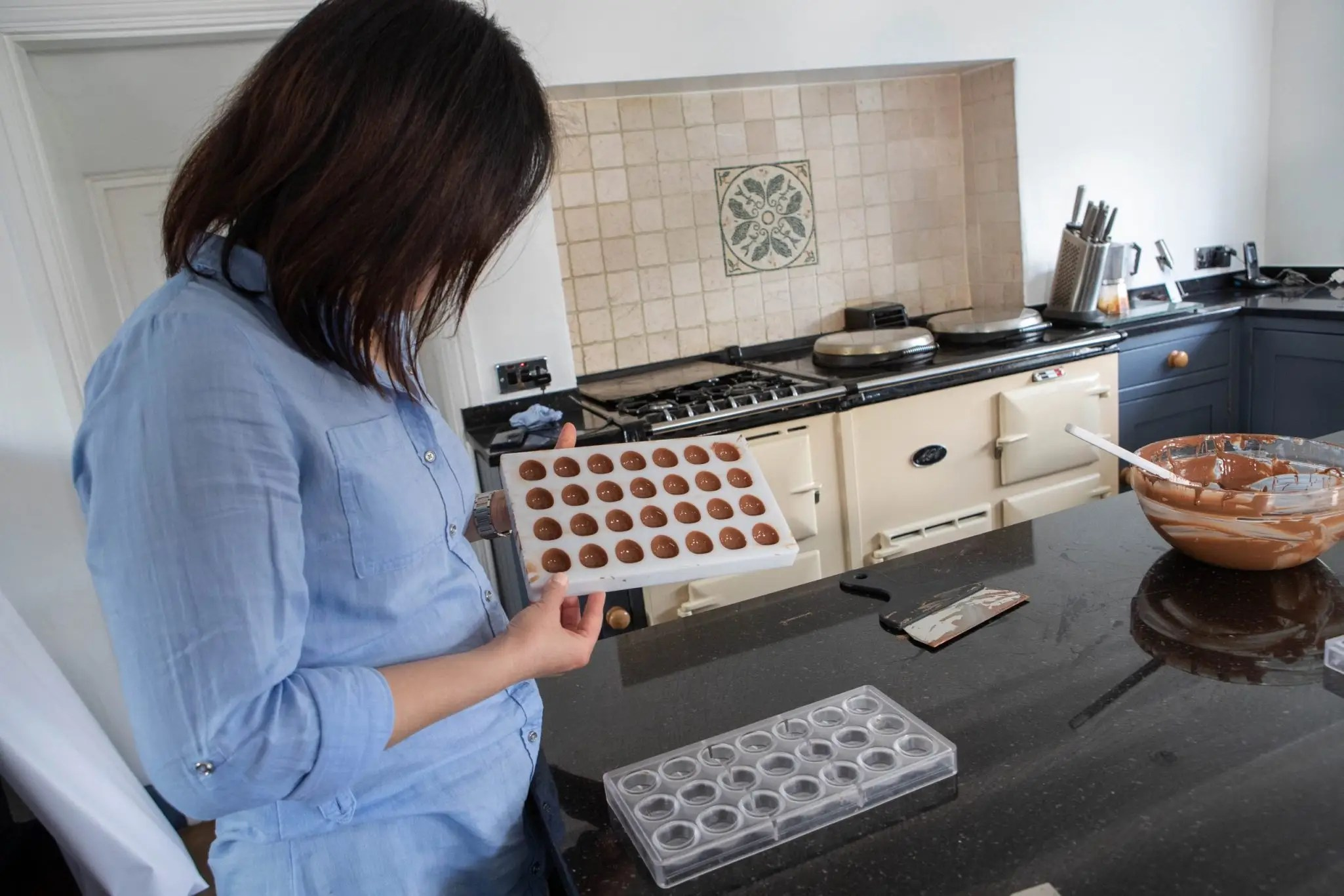 Chocolate Making Experience