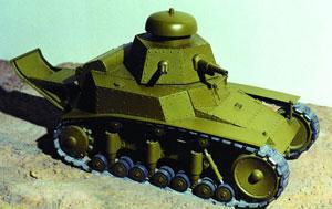 Танк МС-1 (Т-18) 1928 год
