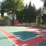 BASKETBOL SAHASI.