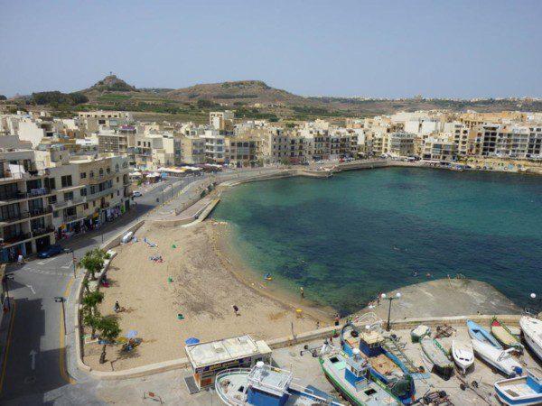 Marsalforn Bay Gozo Holiday Accommodationvillas And