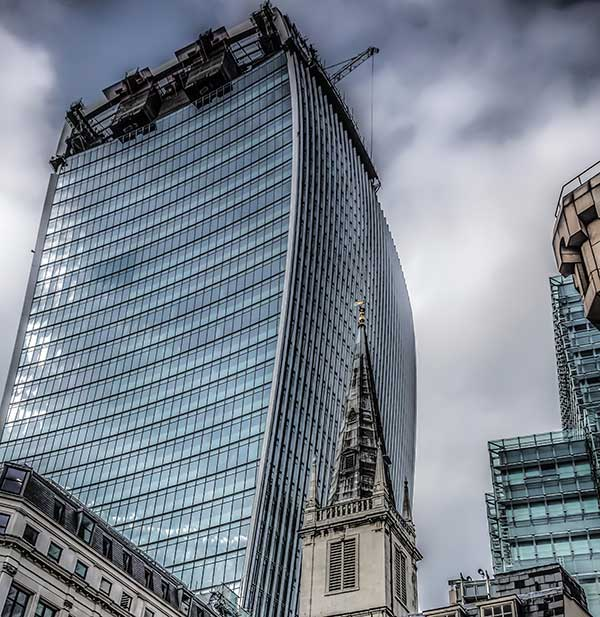 Walkie Talkie Edificio