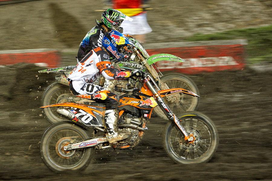 Ken Roczen - Daytona Supercross 2012