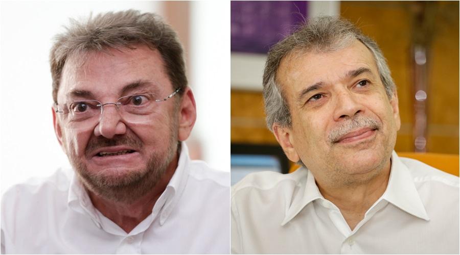 Wilson Martins e João Vicente