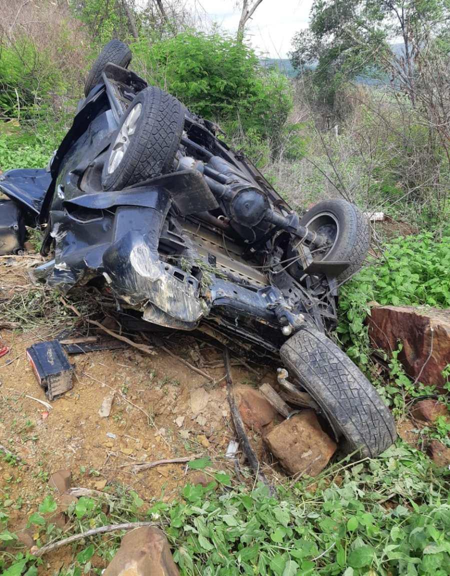 Grave acidente em Picos