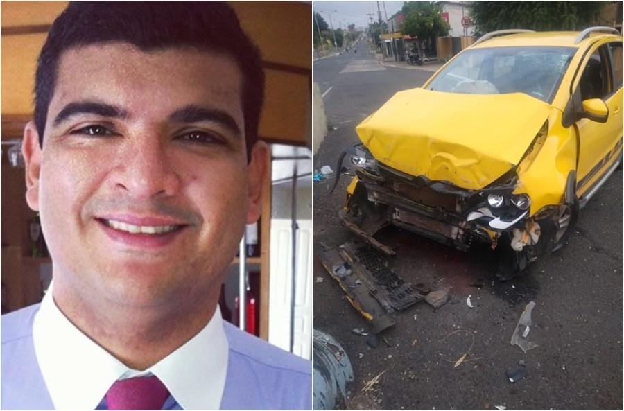 Marcos Danilo Martins morreu no acidente