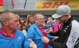 Nico Hulkenberg, Force India, VN Velike Britanije 2016