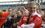 Maurizio Arrivabene, Ferrari, VN Velike Britanije 2016