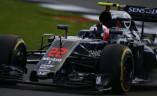 Jenson Button, McLaren, VN Velike Britanije 2016
