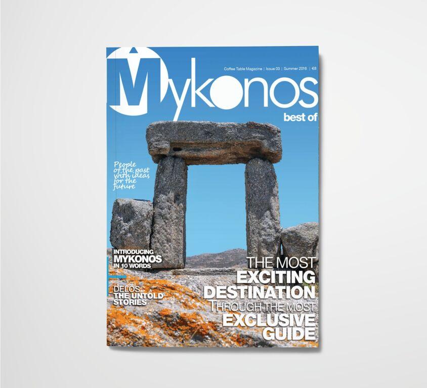 Mykonos Best Of V3 Magazine